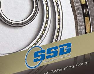 SSB Catalog - Slim Section Bearings Catalog