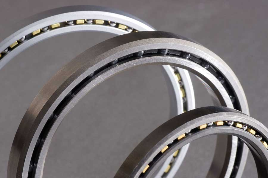 image of thing section bearings manufactured by Slim Section Bearings